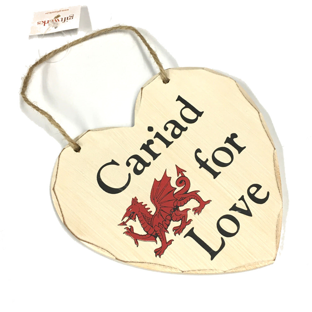 Cariad For Love Heart-Sign [AliG]