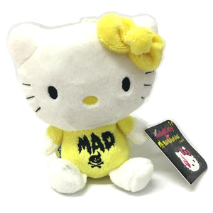 Hello Kitty 15cm Plush Soft Toy [yellow bow]