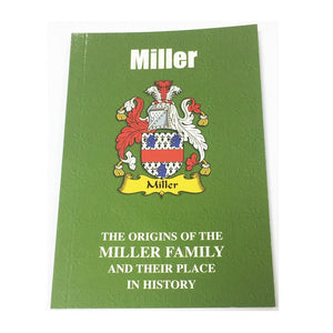 Mitchell Family Surname Origins and History Pocketbook