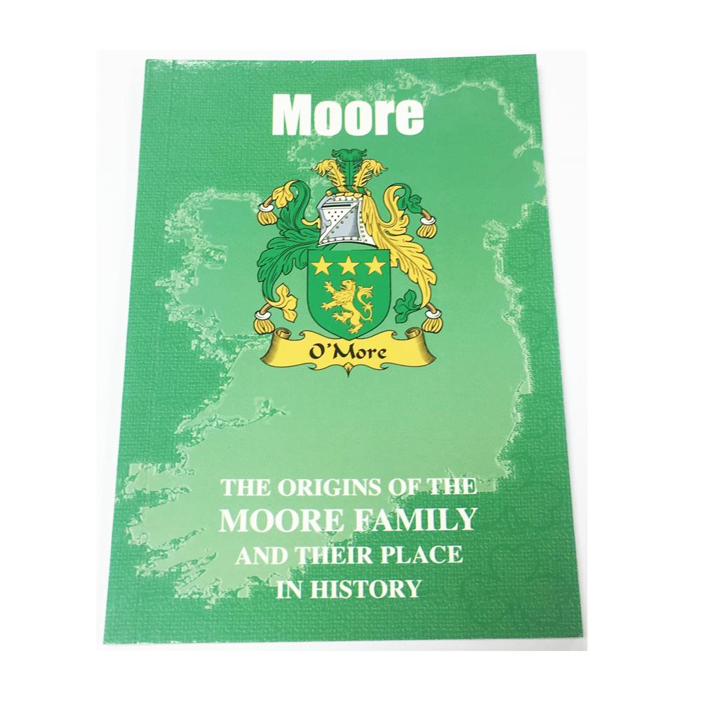 Moore Family Surname Origins and History Pocketbook