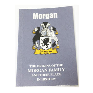 Morris Family Surname Origins and History Pocketbook