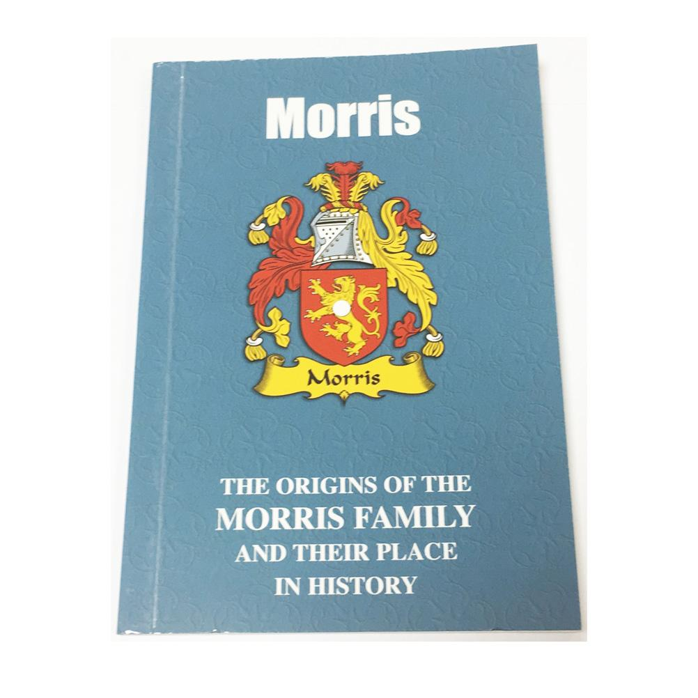 Murray Family Surname Origins and History Pocketbook