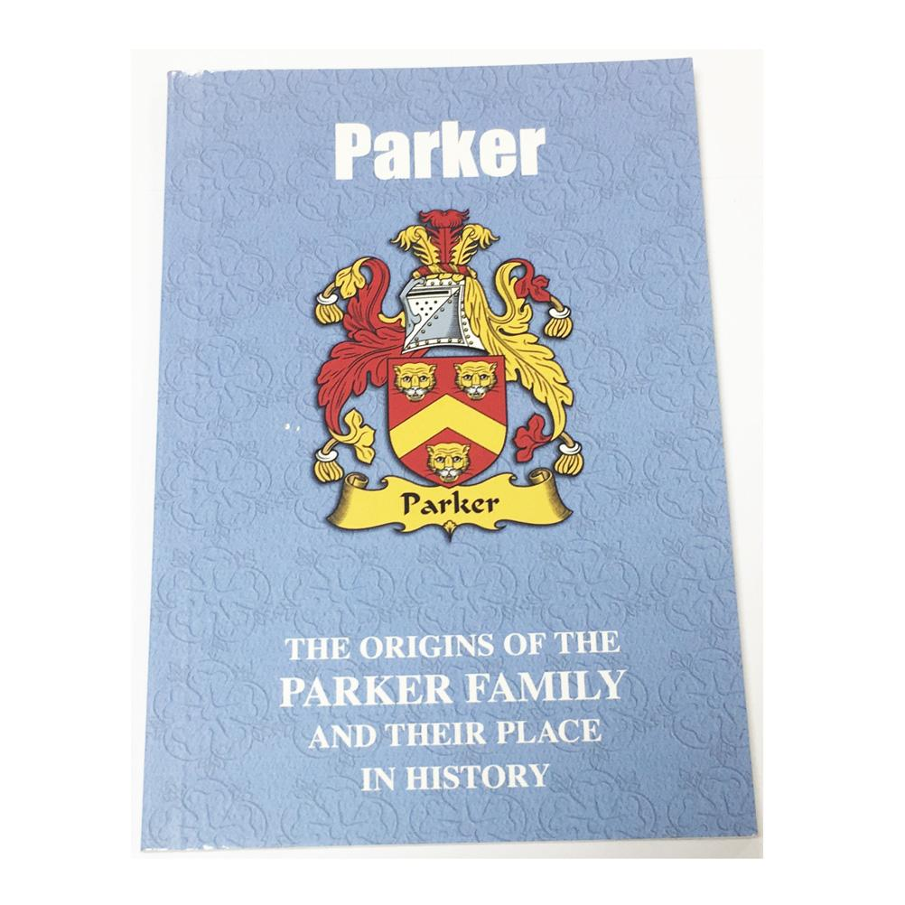 Parker Family Surname Origins and History Pocketbook