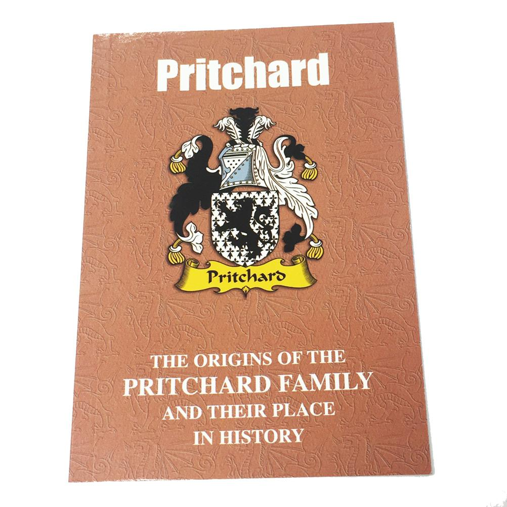 Pritchard Family Surname Origins and History Pocketbook