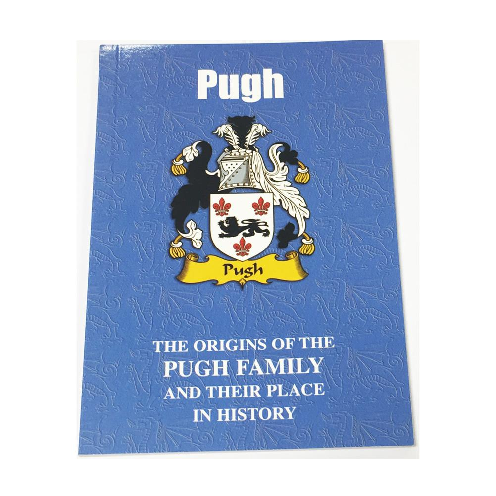Pugh Family Surname Origins and History Pocketbook