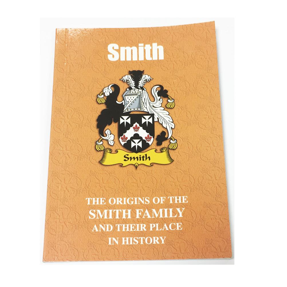 Smith Family Surname Origins and History Pocketbook