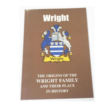 Wilson Family Surname Origins and History Pocketbook