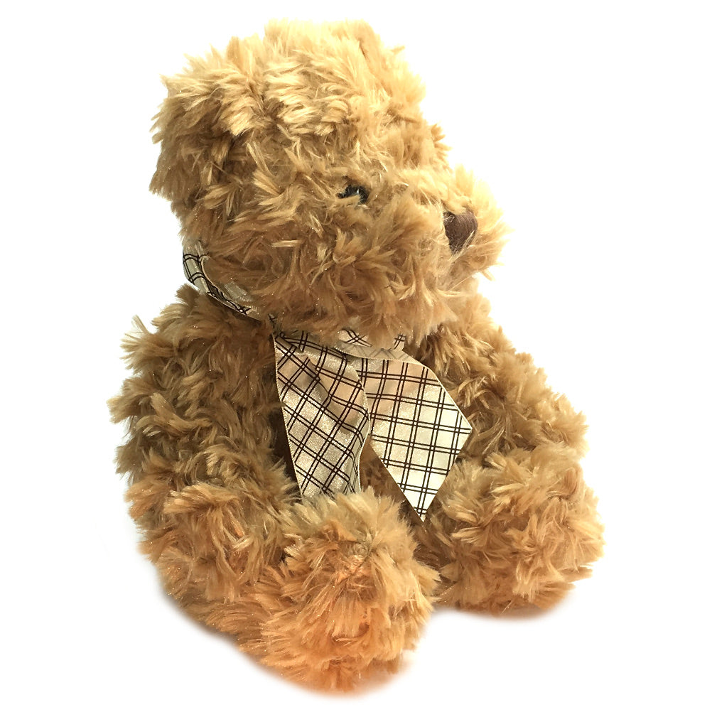 Cuddle Time 10in Sitting Bear Soft Toy [3748] foxbrown