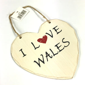 I Love Wales Heart-Sign [AliG]