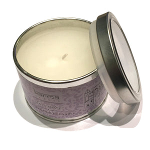 Vanilla Karma Scents Tinned Candle