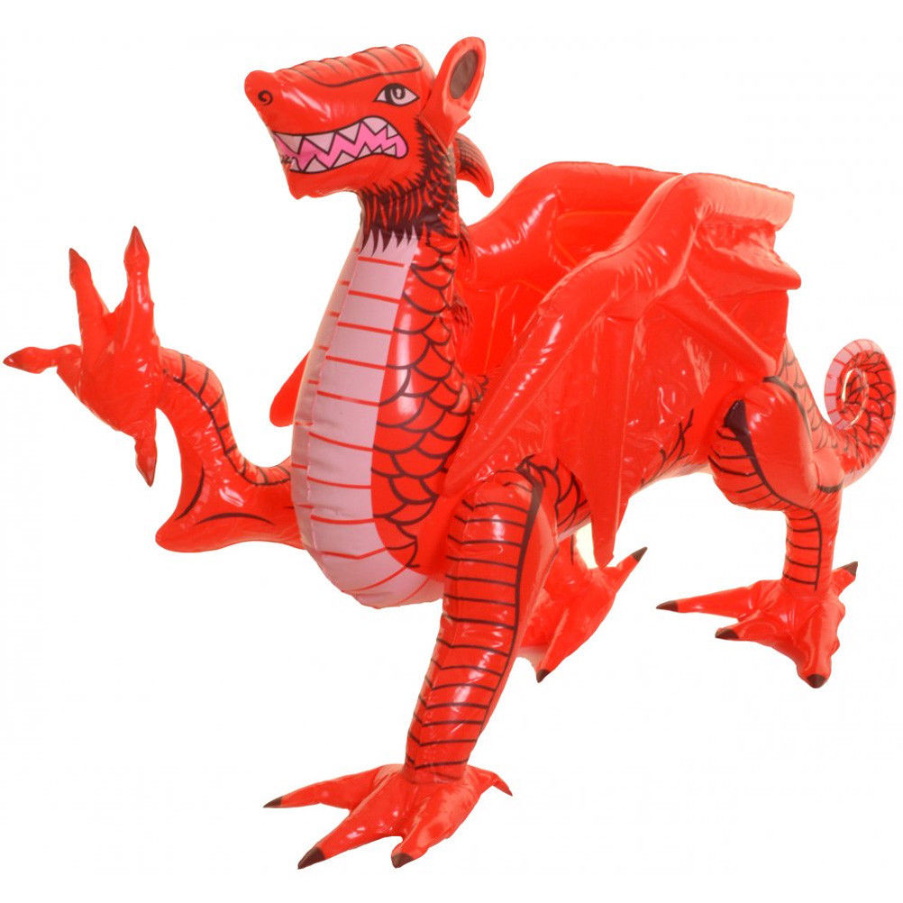 Inflatable Welsh Dragon [wx120]