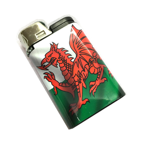 Wales Welsh Flag Lighter [Djeep]