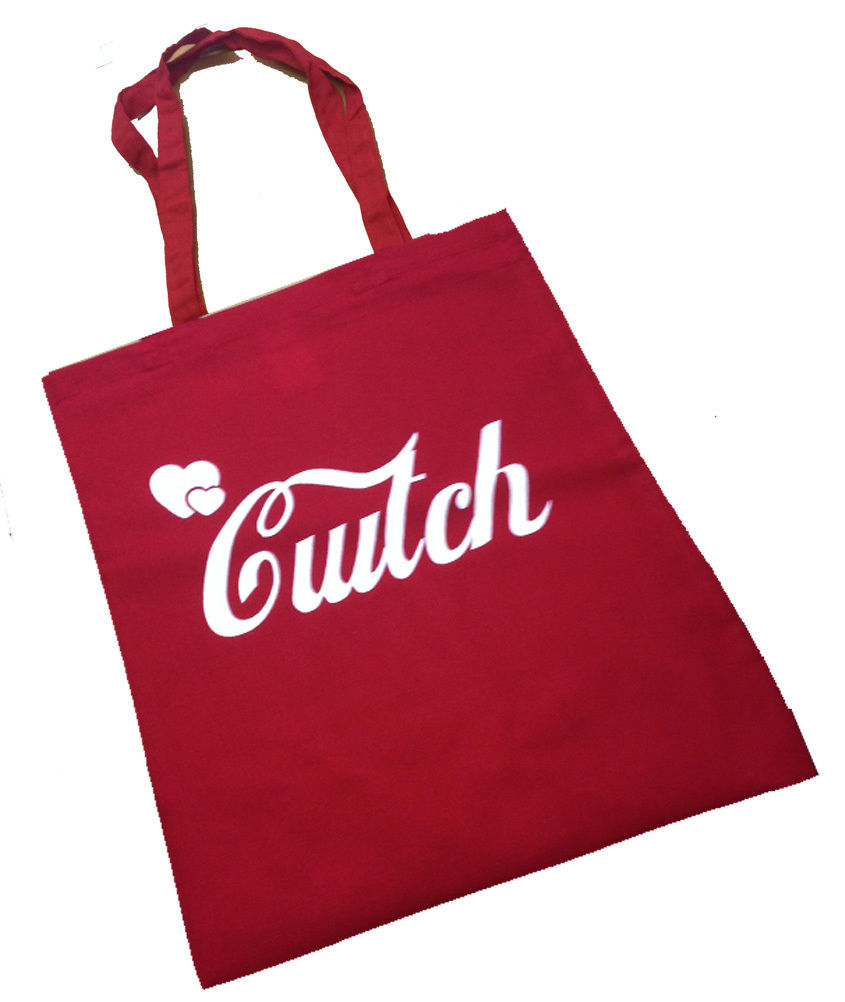 Wales Curly Cwtch Cotton Shopper Bag