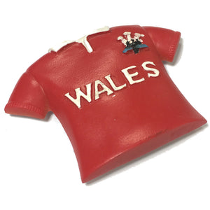 Wales Rugby Shirt Fridge Magnet [wm111].