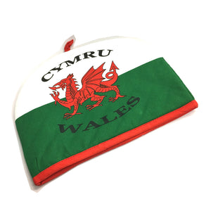 Wales Flag Cotton Tea Cosy [wl127]