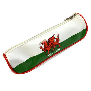 Welsh Flag PVC Pencil Case [otk]