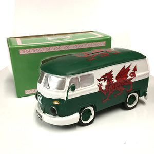 Welsh Camper Van Money Box [wg330]
