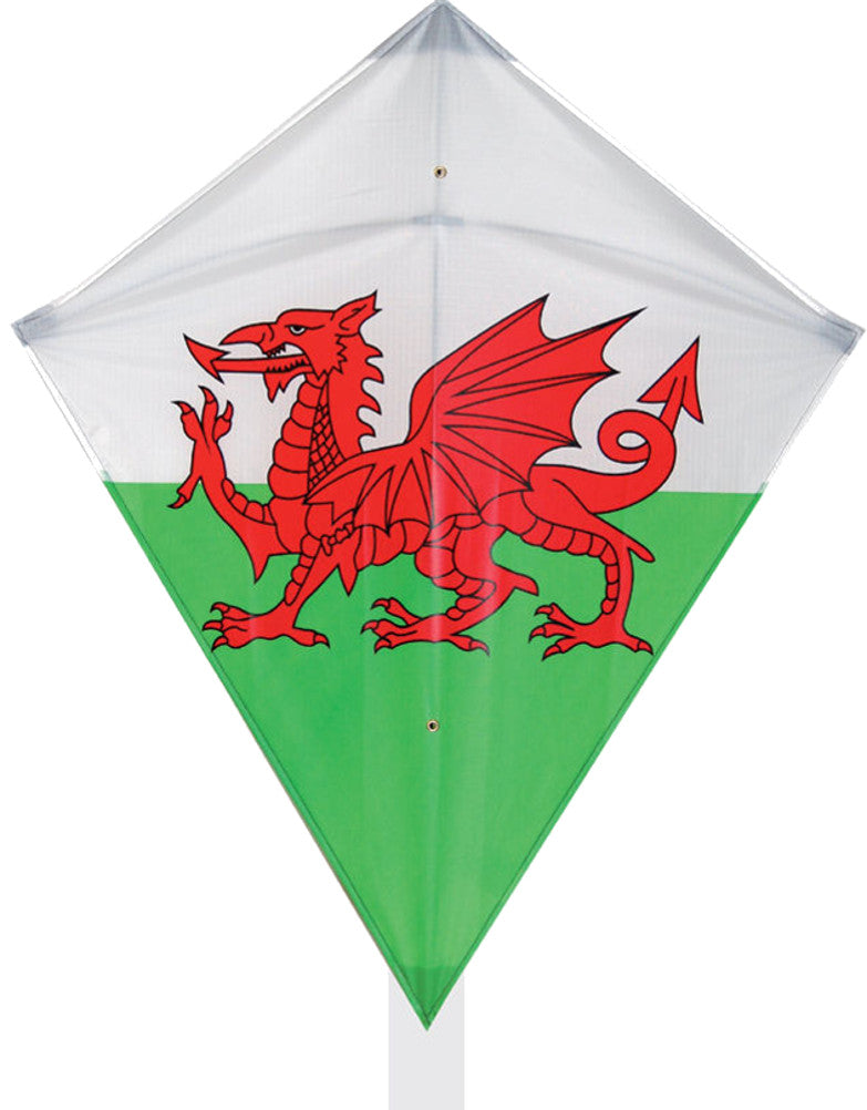 Welsh Flag Polyester Kite