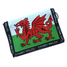 Welsh Flag Rip Wallet on Chain [wx135]4