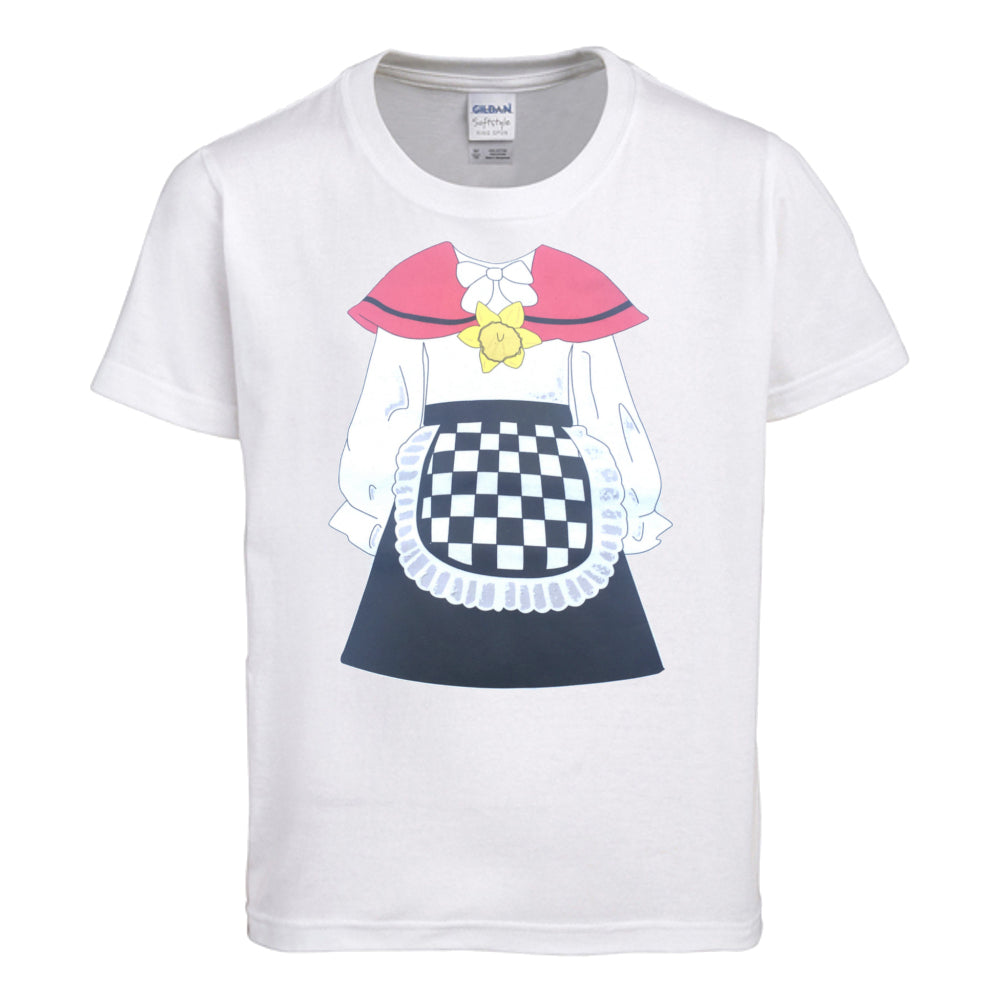 Welsh Lady Childrens T-Shirt