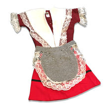 Welsh Lady Traditional Costume Set [girls].1