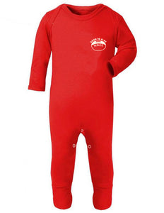 Wales Babygrow Romper Suit -Born To Play For Wales