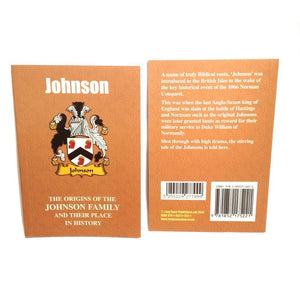 Jones Family Surname Origins and History Pocketbook