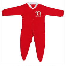 Wales Babygrow Romper Suit -Feed Me Til I Want No More