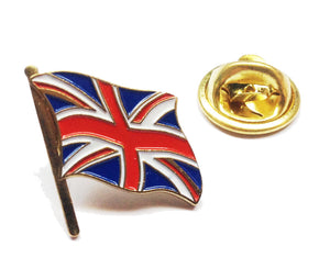 Union Jack Collectable Metal Pin Badge [wb211]