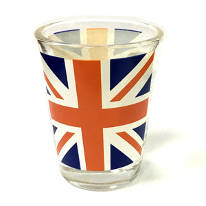 Union Jack Shot Shooter Glass [gt979]