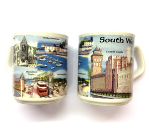 Views of South Wales Mug