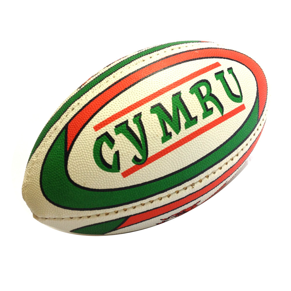 Wales Mini Pimple Rugby Ball [wr15]