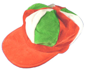 Wales RGW Supporter Novelty Rasta Cap