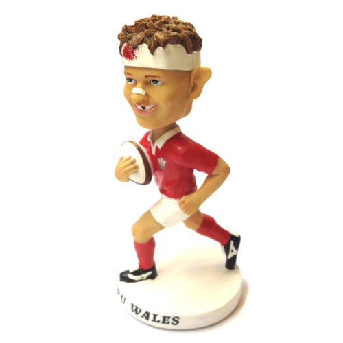 Wales Rugby Bobble-Head Figure [wg328]