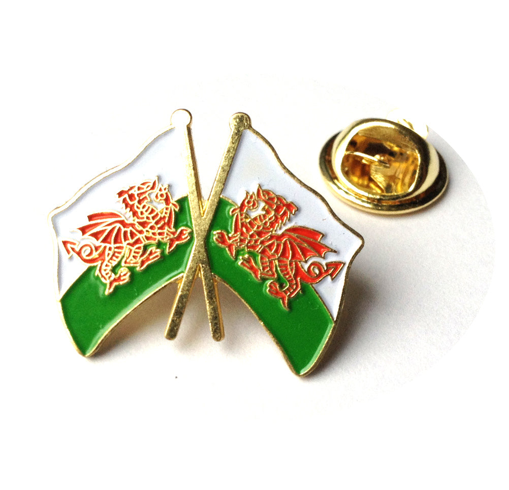 Wales / Wales Friendship Pin Badge [wb39]