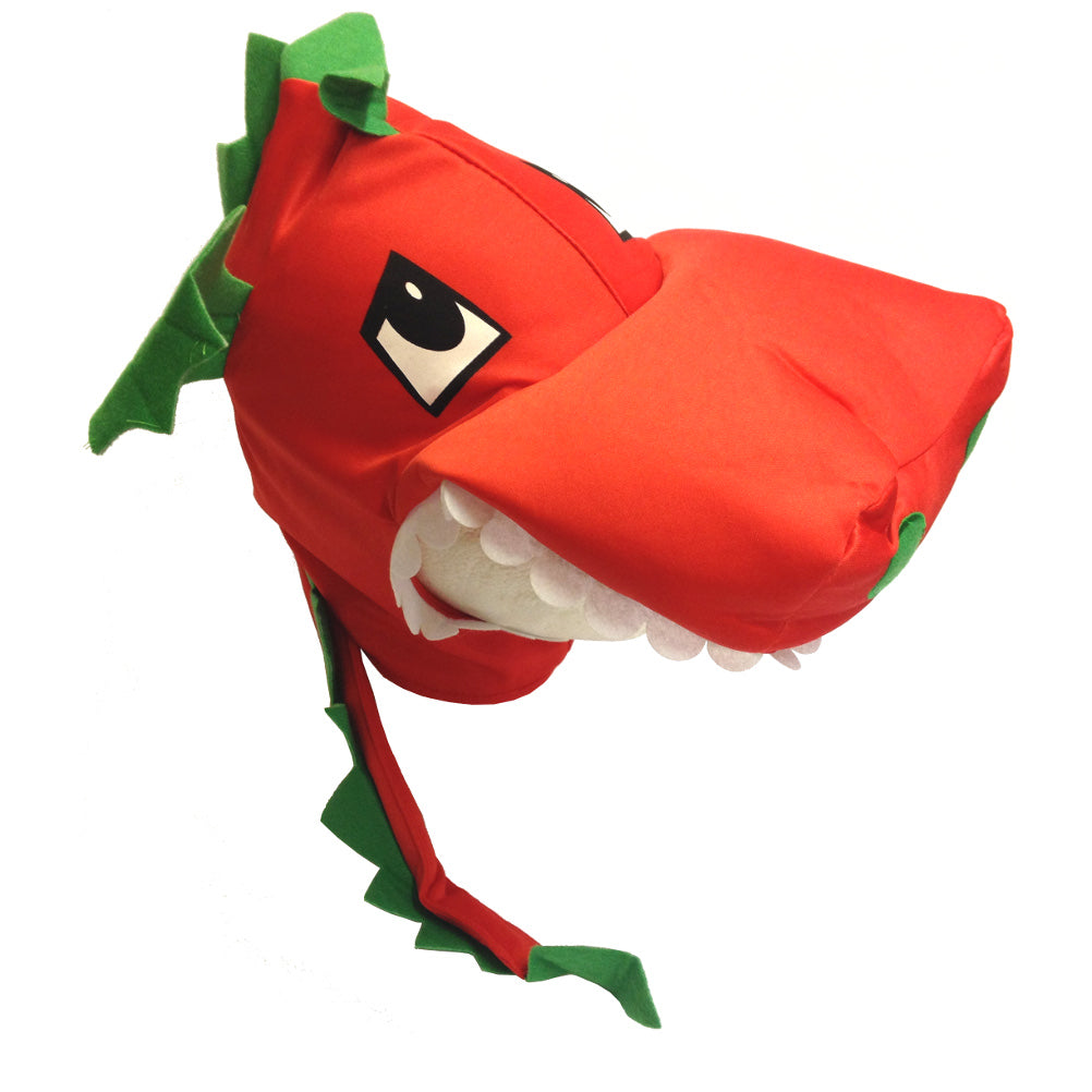 Wales Dragon Head Supporter Hood Hat [wa141]