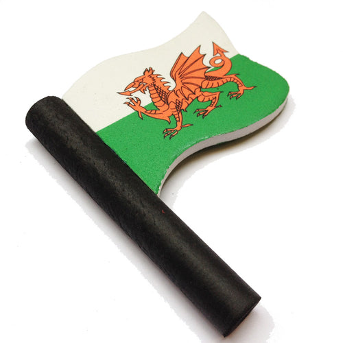 Welsh Flag Car Aerial Antennae Flag [wx176]