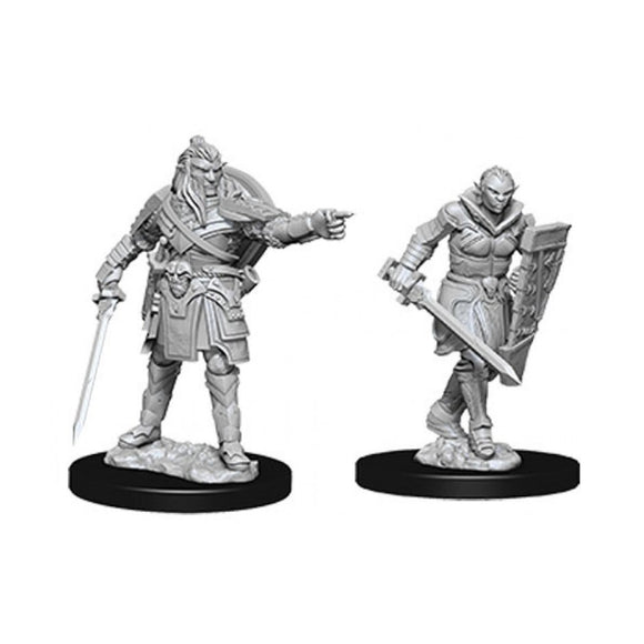 Nolzur's Marvelous Miniatures - Set of 2 Hobgoblins - D&D table top gaming miniatures from Fandomonium