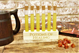 Potions Of Healing D&D, RPG, Table Top Gaming Drink Along Accessories