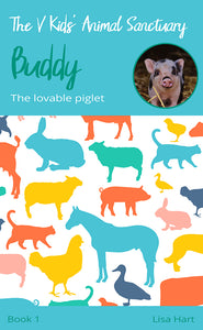 Buddy the loveable piglet