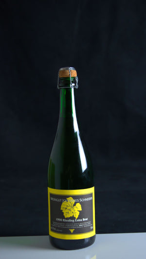 1990 Riesling Sekt Extra Dry