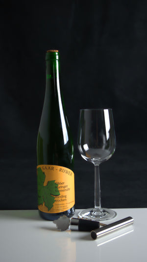 1986 Maringer Sonnenuhr Riesling Dry