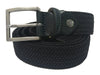 Cotton Stretch Belt Black