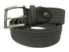 Cotton Stretch Belt Gray
