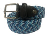 Cotton Stretch Belt Ocean