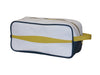 Atletico Accessory Pouch White/Yellow/Navy