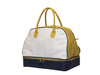 Atletico Club Travel Bag White/Yellow/Navy