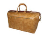 Everglades Weekender Travel Bag Cognac