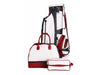 Atletico Limited Edition Golf Set White/Red/Black/Blue