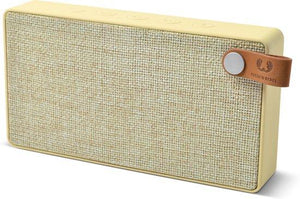 Fresh 'N Rebel Rockbox Slice Bluetooth Speaker Bluetooth Speaker Fresh 'n Rebel Buttercup